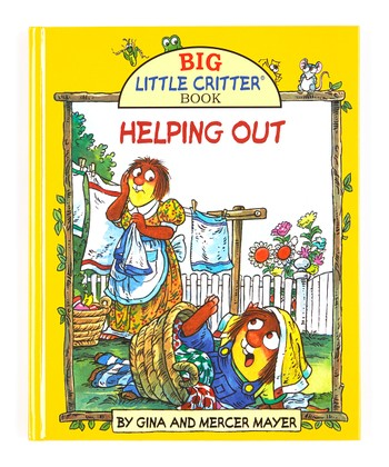 Dover Publications Big Little Critter Book: Helping Out ...