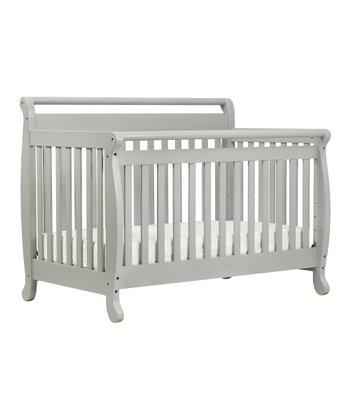 DaVinci Gray Emily Convertible Crib & Mattress