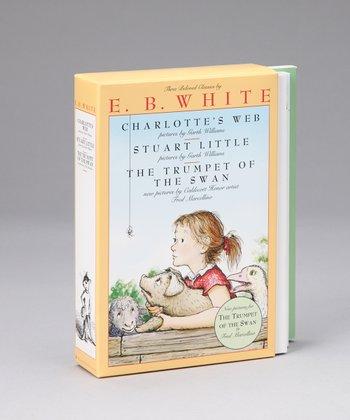 E. B. White Paperback Set