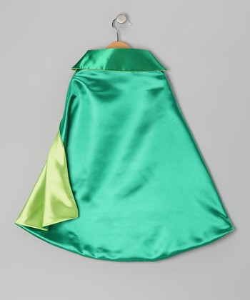 Grass & Lime Hero Cape