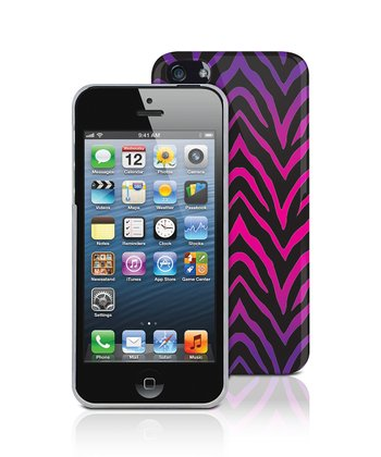 Ombré Zebra Case for iPhone 5
