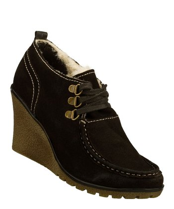Chocolate Dandy Ankle Boot