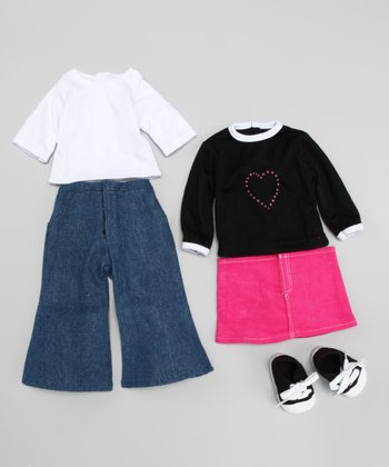 Playtime Doll Outfit Set