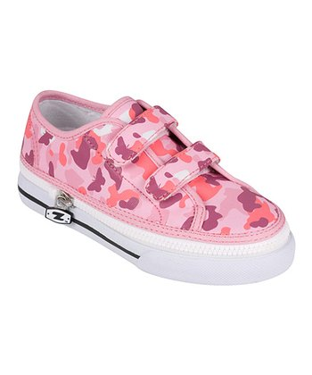 zipz shoes pink camo two sneaker zulily