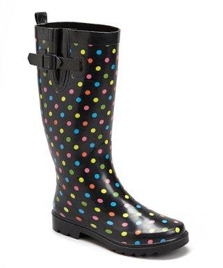 Zulily Women's Rain Boots 32