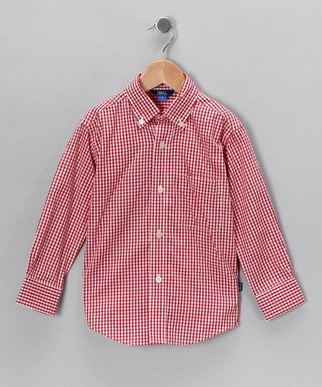 Button-up Shirt Toddler