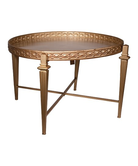 Http Zulily Com P Gold Round Coffee Table 146228 20353131 Html