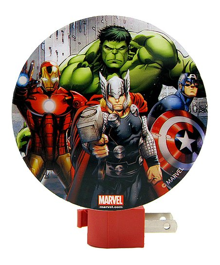 Avengers wall night light - Avenger nightlights ...