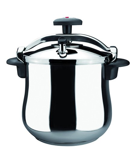 Star Belly Stainless Steel 10-Qt. Pressure Cooker