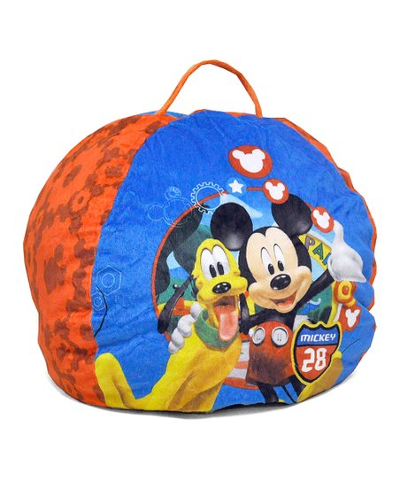 Mickey mouse beanbag