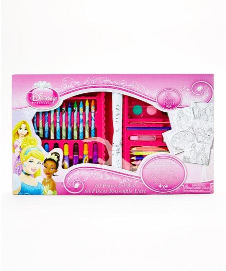 Disney Princess 60-Piece Art Set