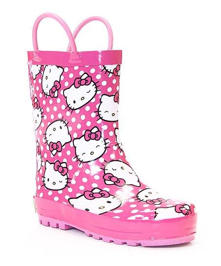 Beautiful Hello Kitty Rain Boots  Flickr  Photo Sharing