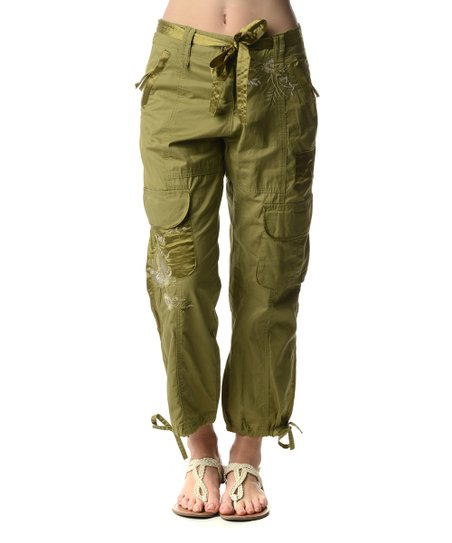 Model New 2014 Plus Size Army Green Denim Fatigue Cargo Pants Womens Overall,hip Hop Sport Loose Jeans Baggy Camo Pants For Womenin Pants &amp Capris From Apparel &amp Accessories On Aliexpresscom This Fall, Try Wearing Pants That Arent
