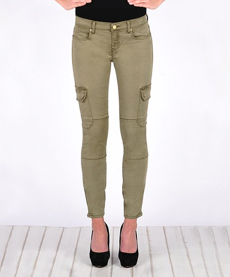 Elegant New Ladies Womens Black Slim Fitted Stretch Combat Pants Skinny Cargo