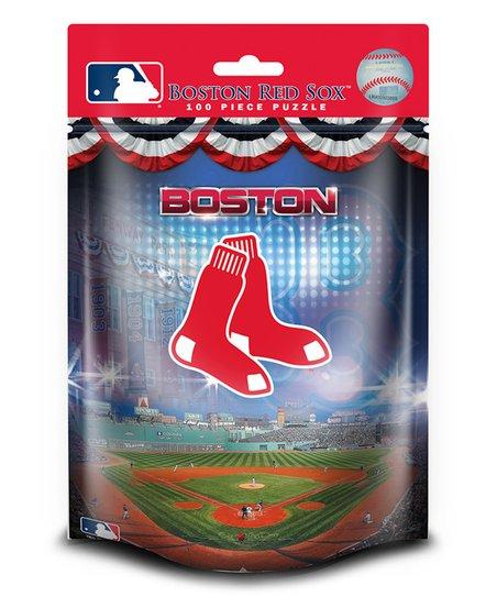 Boston Red Sox Team Puzzle