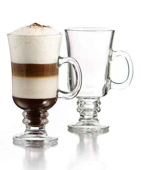 Classic Irish Coffee Mug - Set of Four