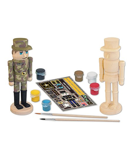 Army Soldier Painting Kit