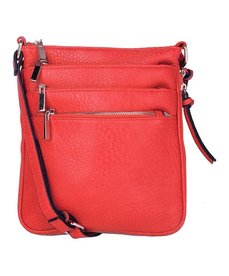 Zip Pocket Crossbody Bag 68