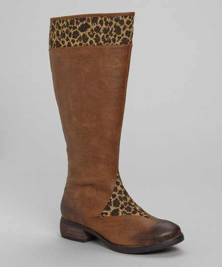 Brown Cathy Boot