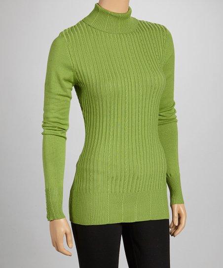 Bay Laurel Turtleneck Sweater - Women