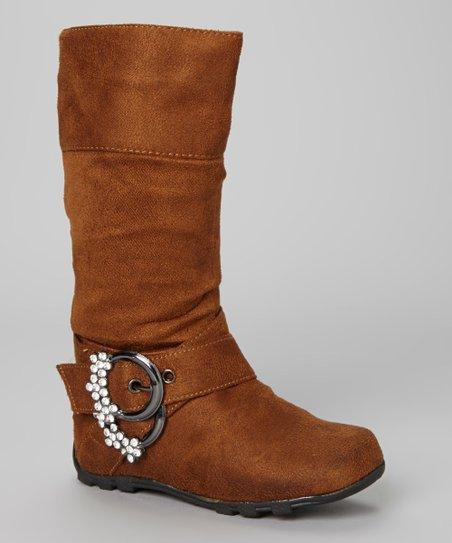 Tan Bella Boot