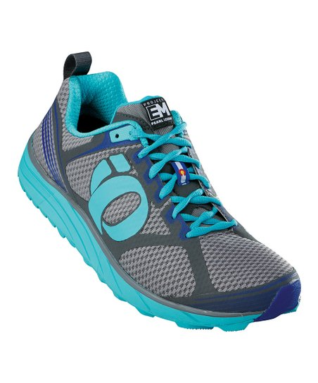 Scuba Blue & Shadow Gray EM Trail M2 Running Shoe