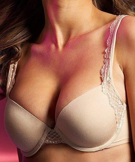 Fawn Contour Lush Lace Plunge Bra – Women