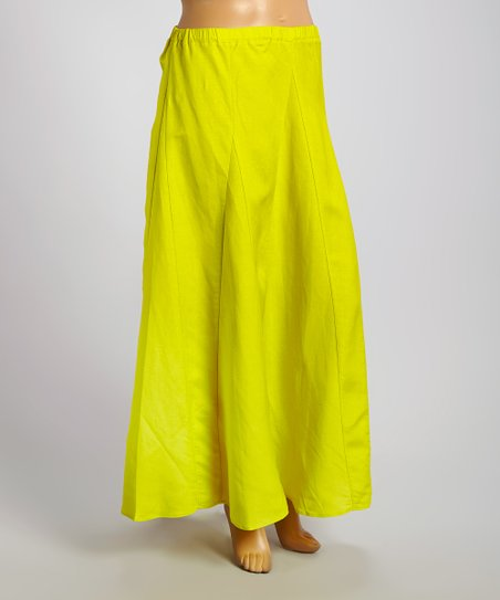 lime a line maxi skirt plus zulily