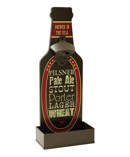 boston warehouse pale ale wall bottle opener zulily. Black Bedroom Furniture Sets. Home Design Ideas