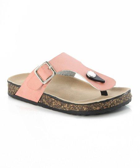 Pink Glory Sandal