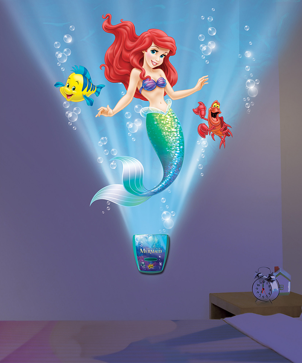 Little Mermaid Bathroom Decor