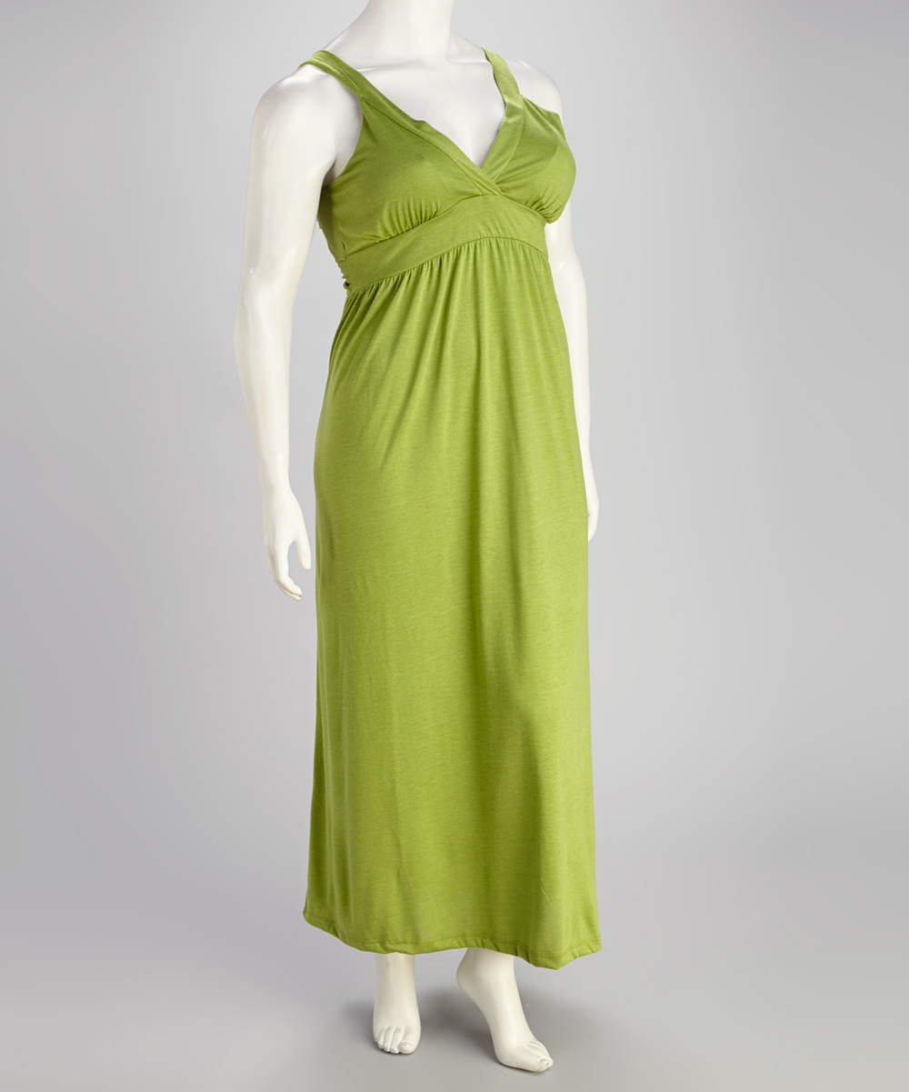 Zulily Plus Size Maxi Dresses 21