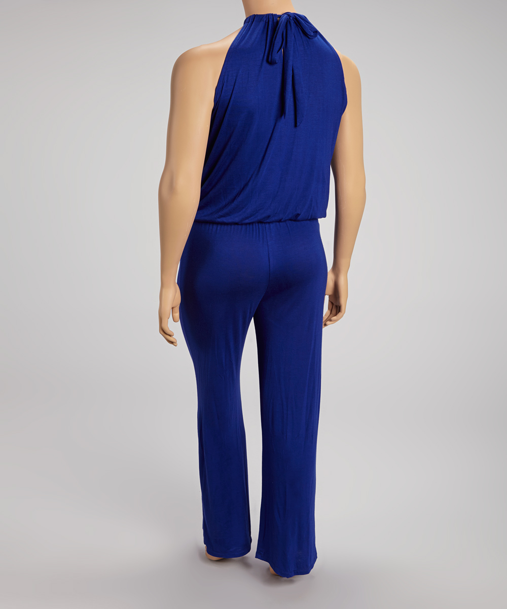 Amazing 34 Off Gojane Pants  Royal Blue Jumpsuit From Clementina39s Closet On