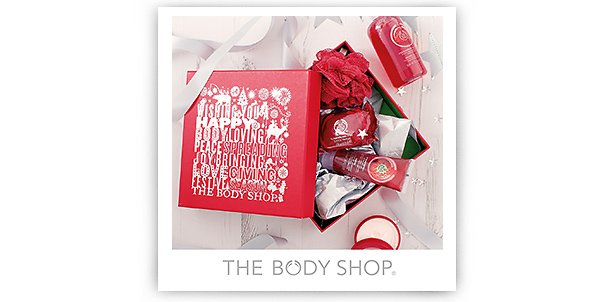 $20 for $40 to Spend at TheBodyShop.com