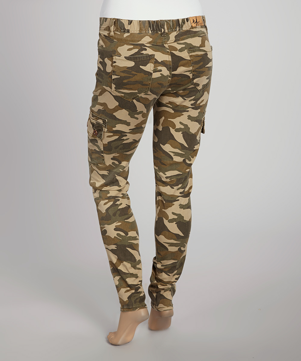 Awesome Fragile Super Skinny Camouflage Jeans  15576062  Overstockcom