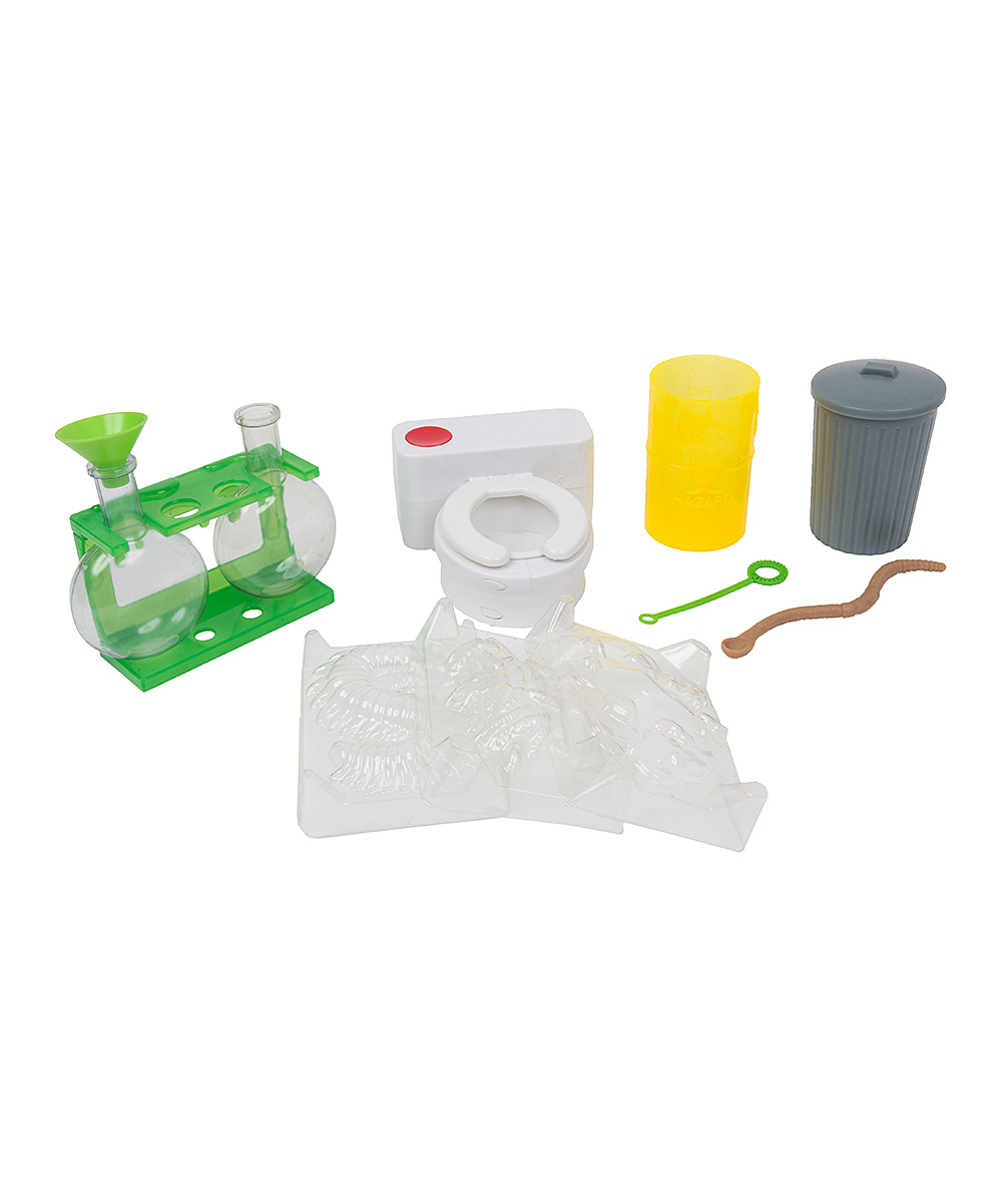 Smartlab thats gross science lab set zulily