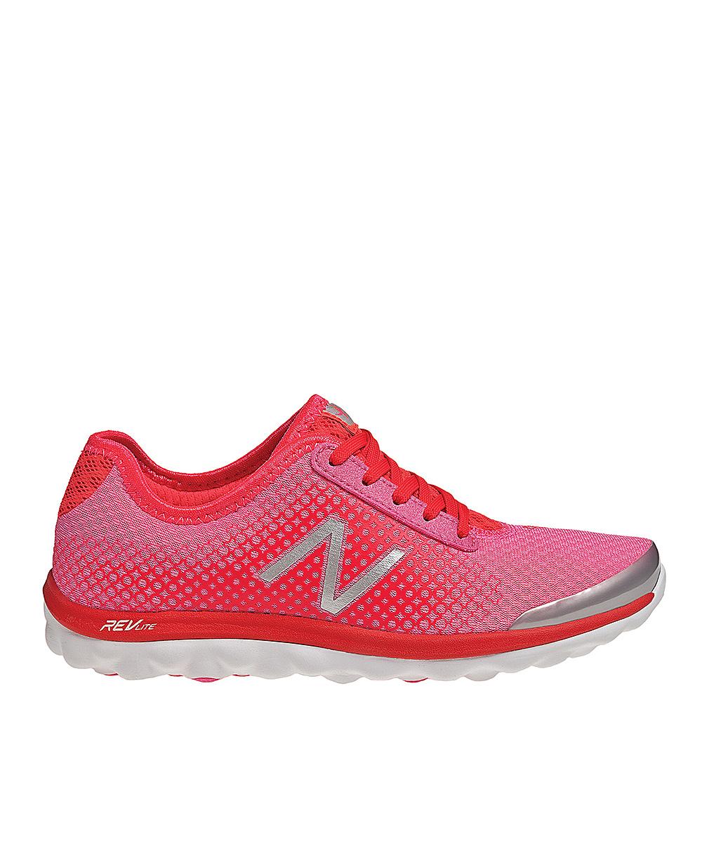 new balance komen pink 895v2 walking shoe zulily