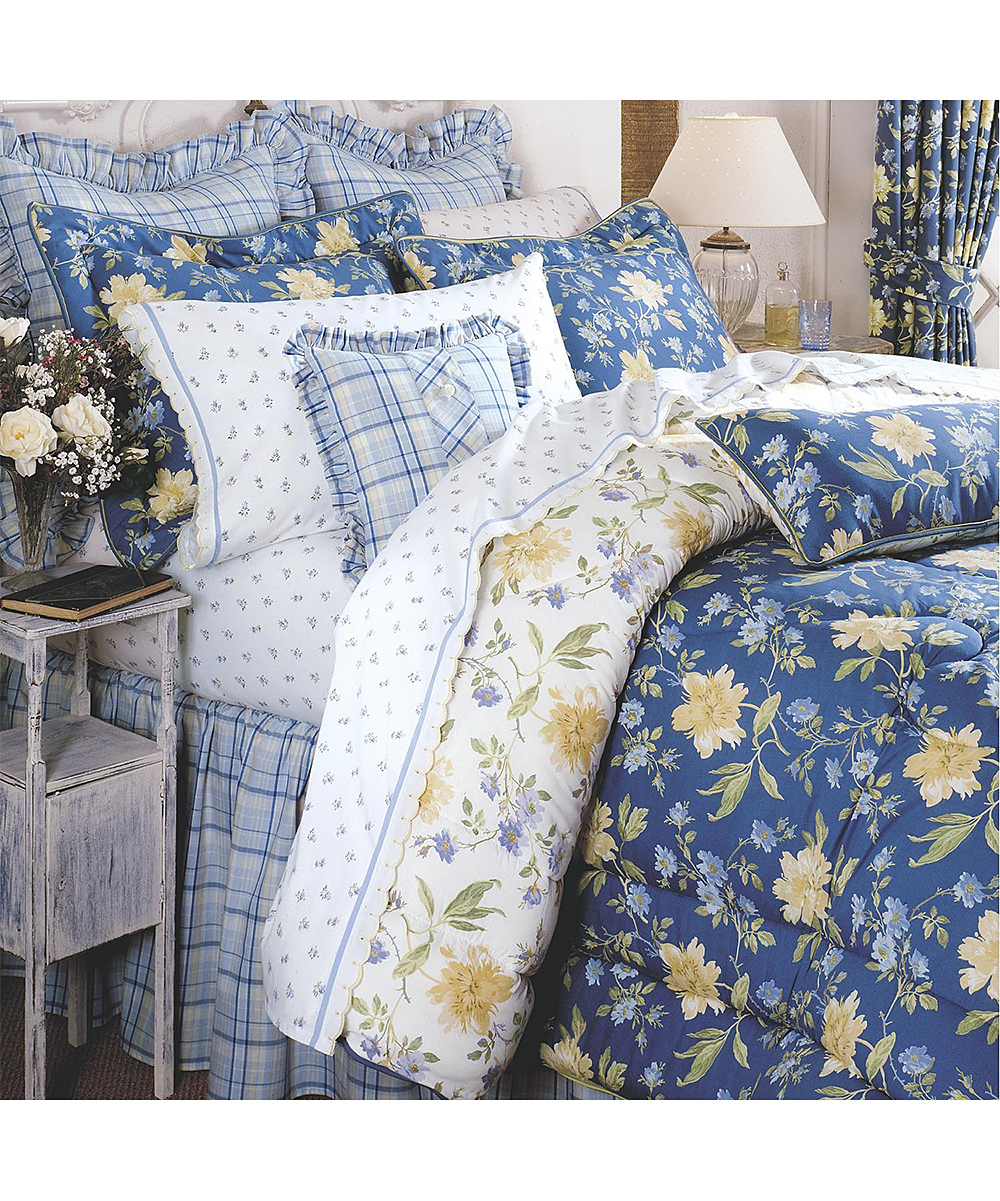 Top 28 emilie comforter set crest home design emilie for Crest home designs bedding