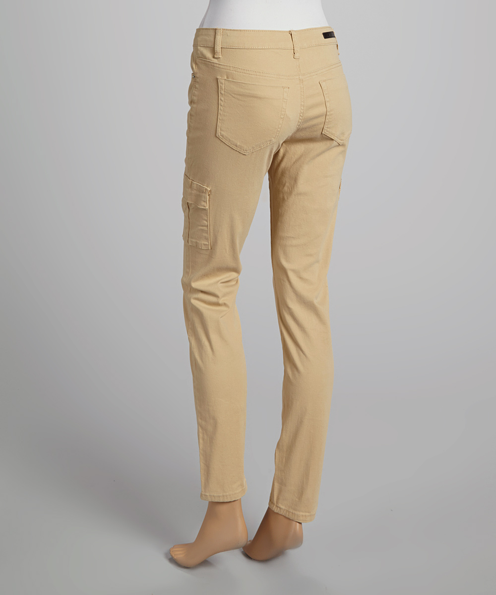 Excellent Style Khaki Skinny Jeans Resolution 667x1001 Categories Jeans Added