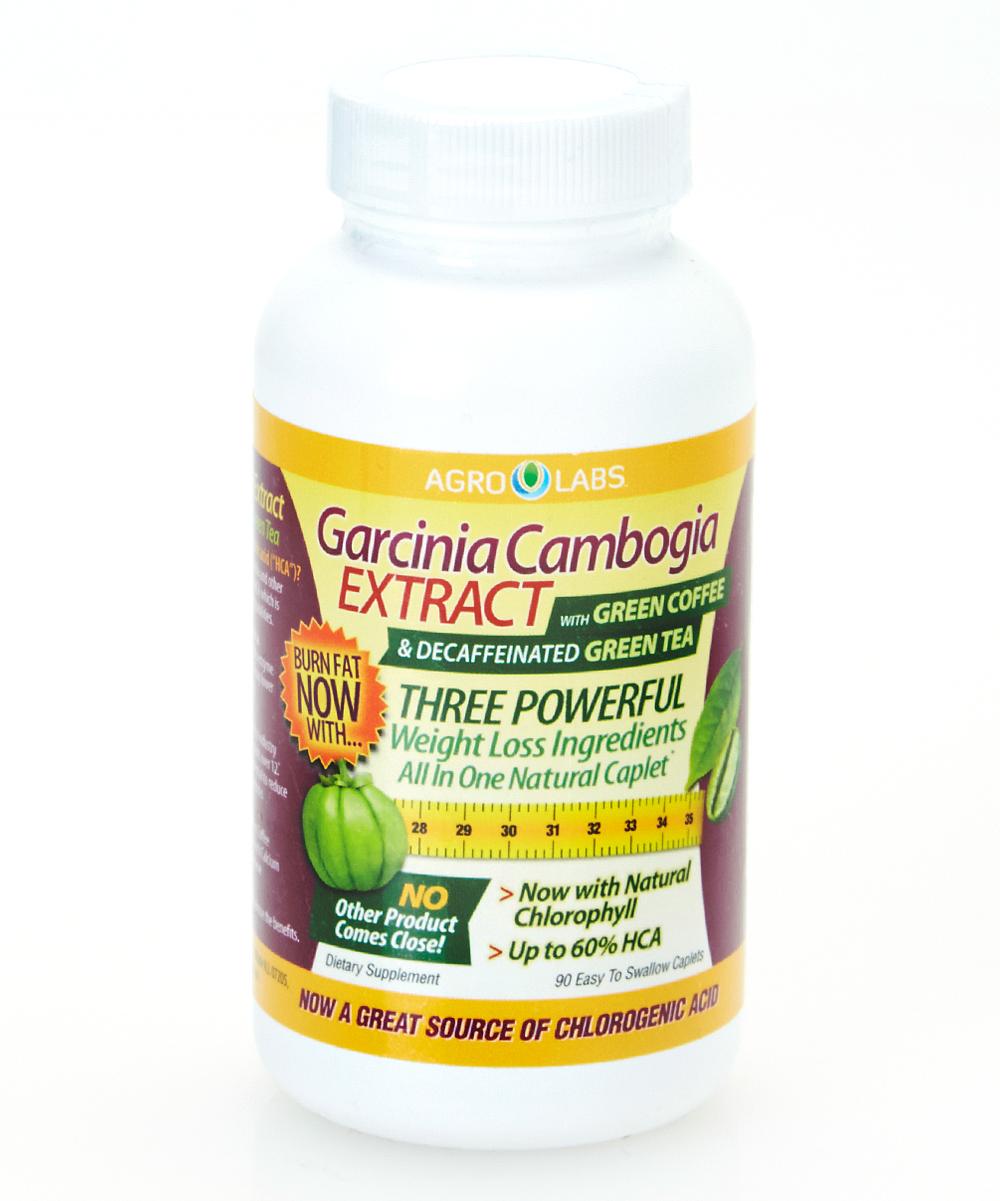 Garcinia Cambogia Supplement Set