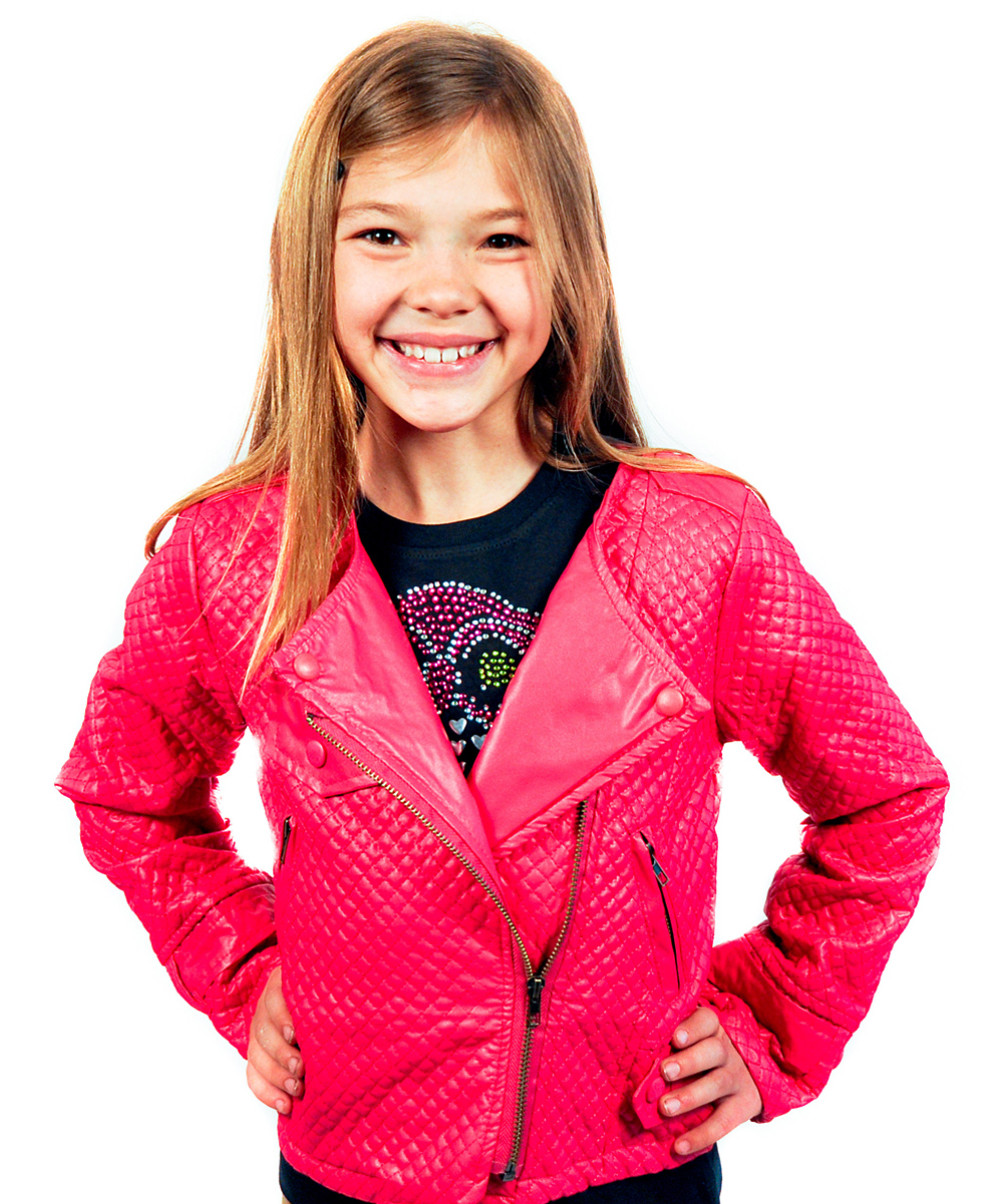 242a41ba9 Cheap clothing stores – Toddler girls leather jacket