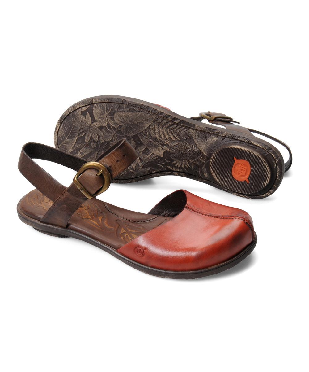 Paloma Leather Kaina Shoe - Women