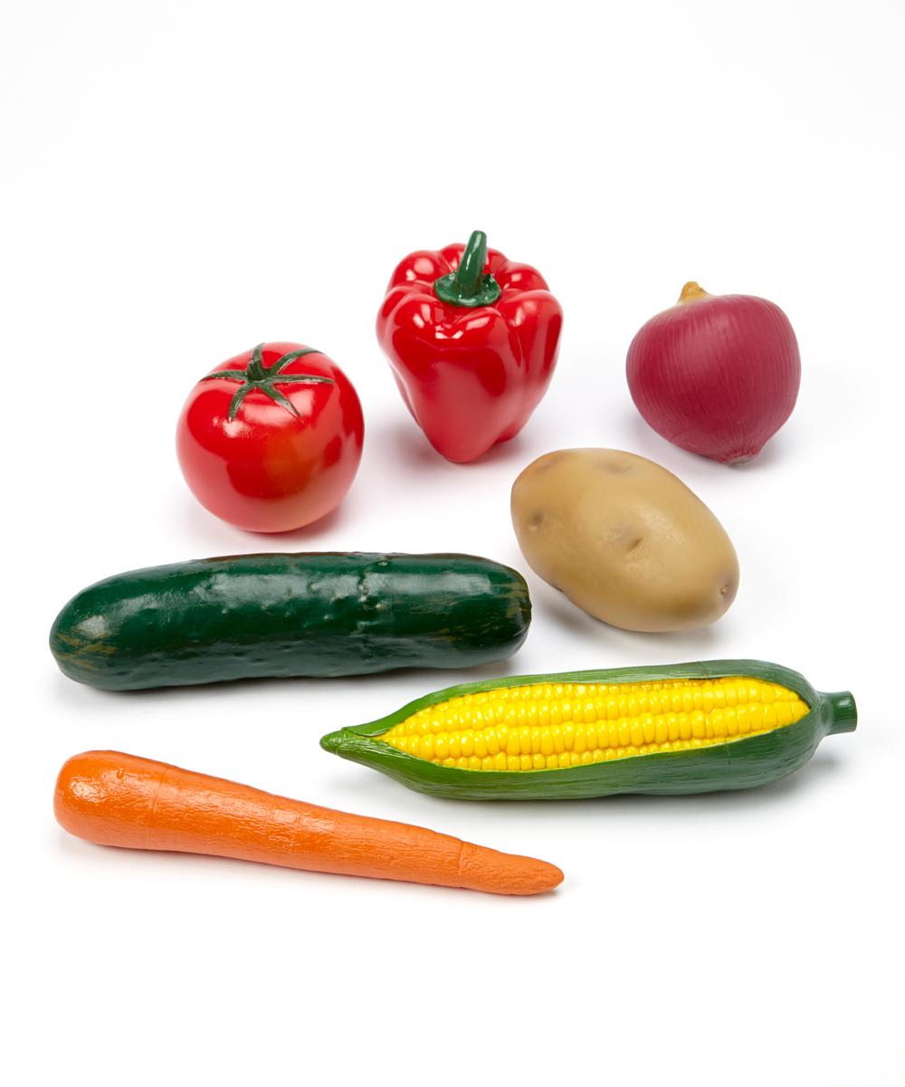 Melissa & Doug Play-Time Produce Vegetables   zulily