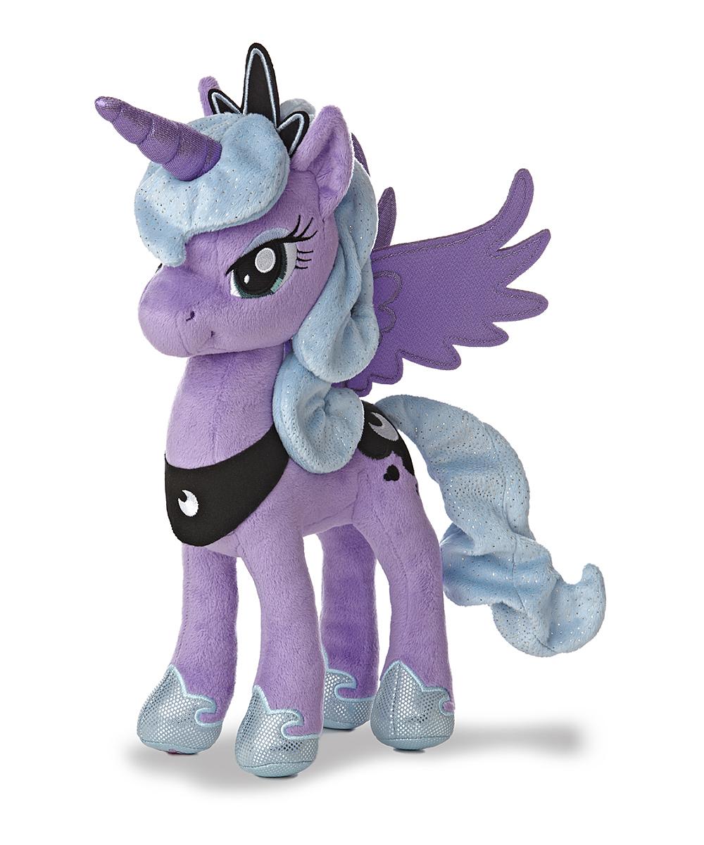 My Little Pony 14 Princess Luna Plush Toy Zulily