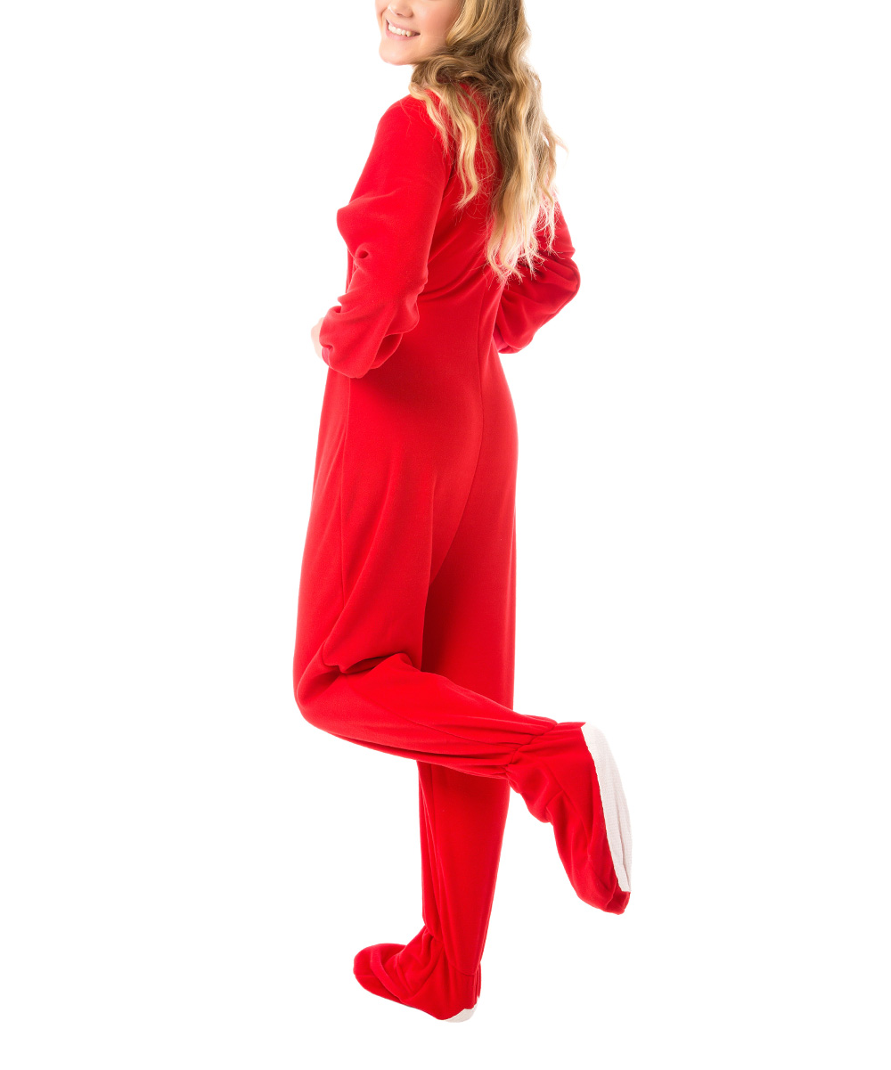 Footie pajamas for adults kohl s