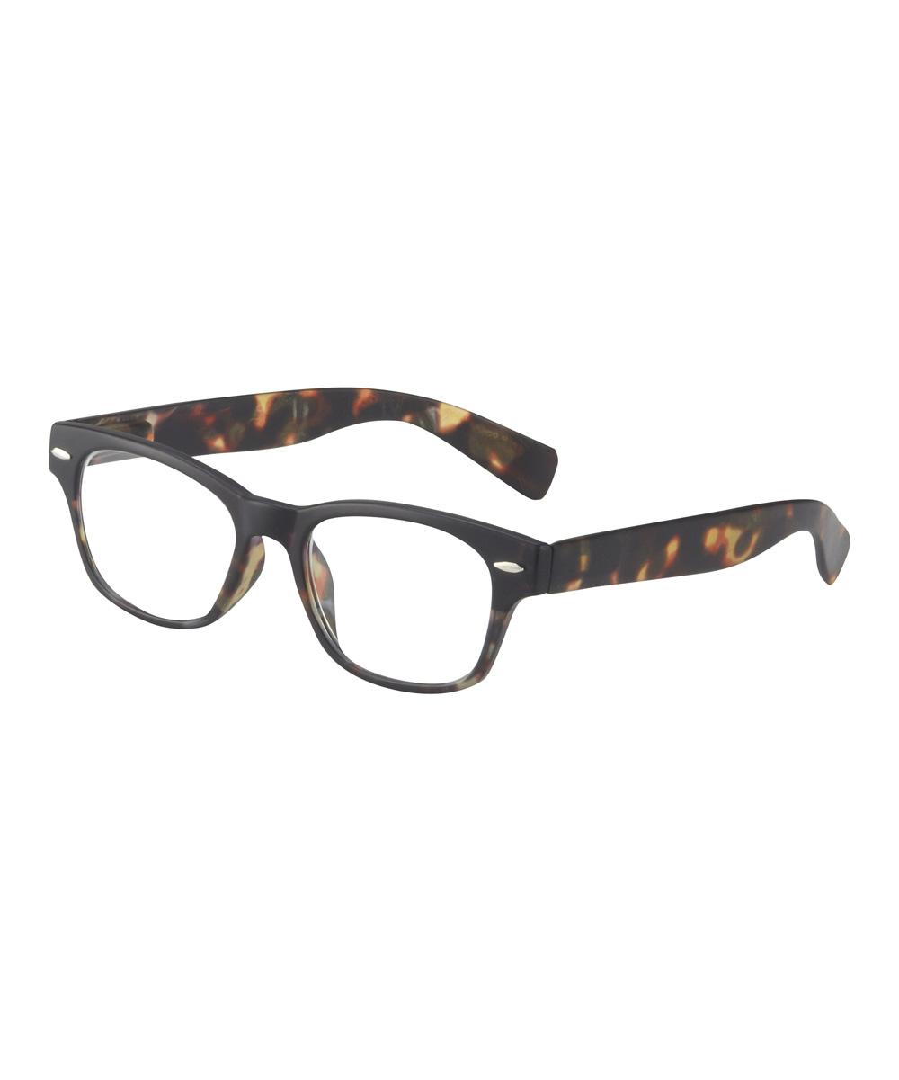 Ziggy Eyeglass Frames : I Heart Eyewear Black & Tortoise Ziggy Readers zulily
