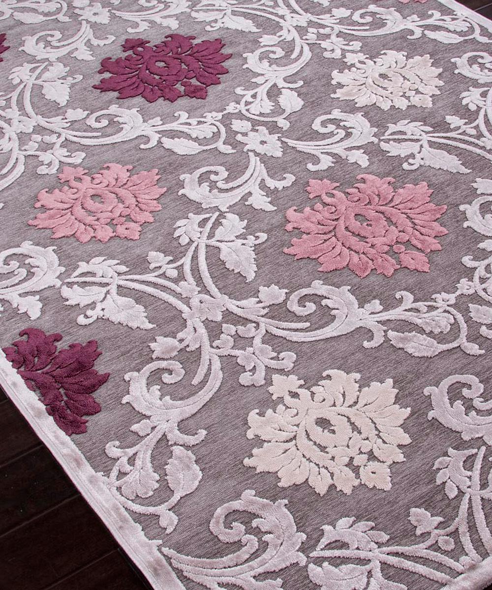 purple damask rug for - photo #6