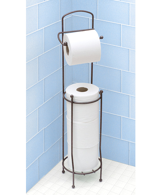 Design Products Bronze Toilet Roll Holder Zulily