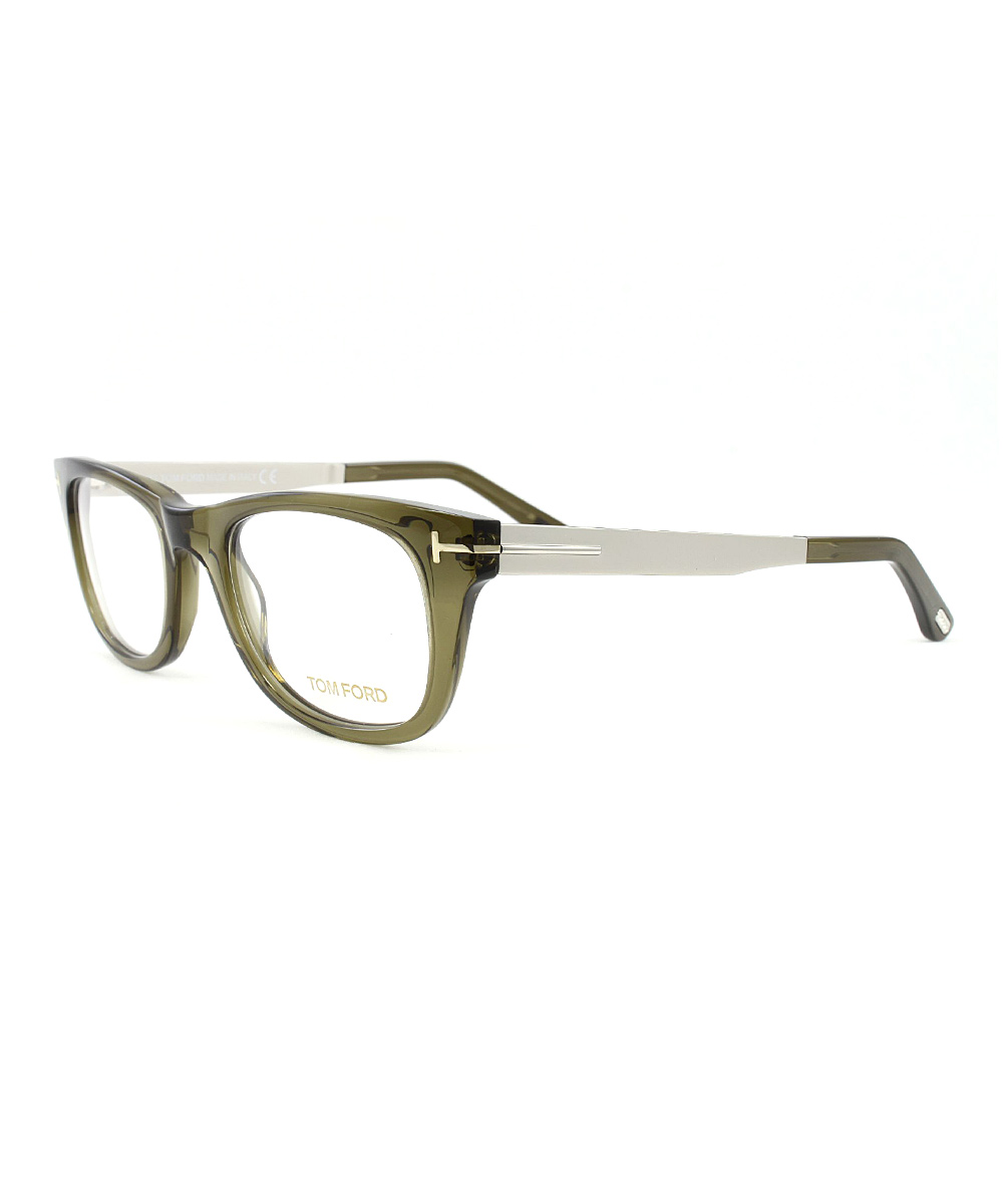 tom ford olive gray two tone eyeglasses zulily