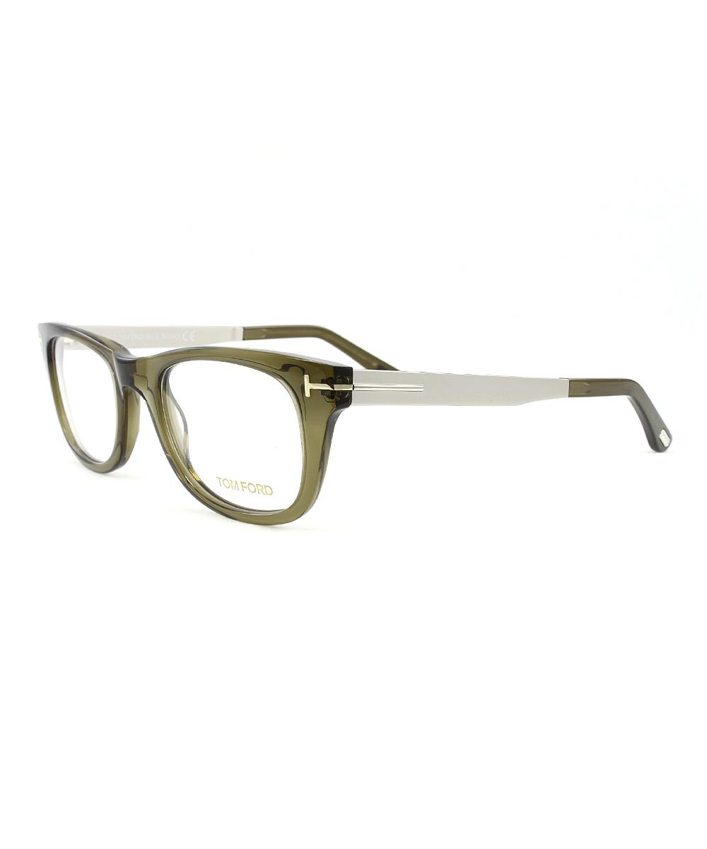Eyeglass Frames Two Tone : Tom Ford Olive & Gray Two-Tone Eyeglasses zulily